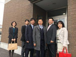 熊本のクロスフィールズ人材研究所さま訪問
