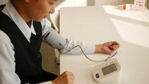 いつでも使える血圧計