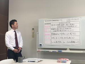 総リーダーから「私たちの約束」を発表!!